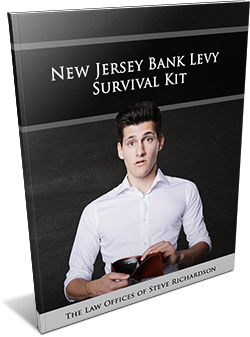 Survival Kit for Releasing Money From NJ Bank Levy