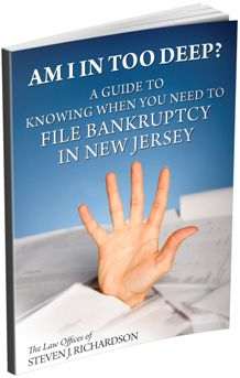 In Too Deep A Guide to Knowing When You Need to File Bankruptcy in NJ