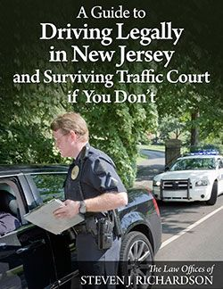 Get a Traffic Ticket in Southern New Jersey?  Then You Need This Book!