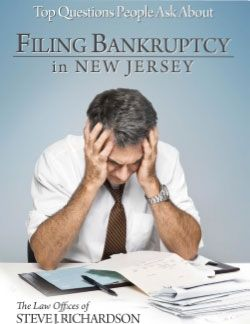Thinking About Bankruptcy?  Have Lots of Questions?  Download This Book to Get the Answers!