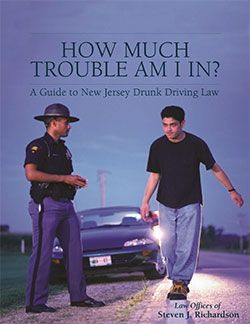 Arrested for Drunk Driving in Southern NJ? Then You Need This Book!