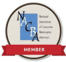 Logo Recognizing Richardson Law Offices's affiliation with NACBA